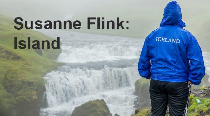 Klubbmöte 19 mars: Susanne Flink/Island